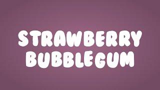 """Download Lagu Justin Timberlake - """"Strawberry Bubblegum"""" (Lyrics) Gratis STAFABAND"""