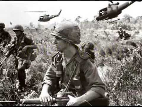 Footage of the American soldier experience in Vietnam.