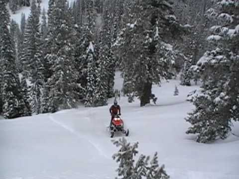 IQR mountain sled