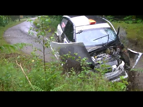 Best-Of Rallye 2014 [HD] Crash, Mistakes & Flat Out