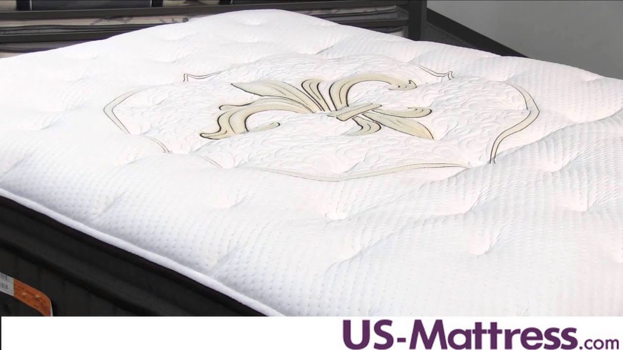 Buy Sealy Posturepedic Massachusetts Avenue Cushion Firm Mattress (Cal King Mattress Only) Online