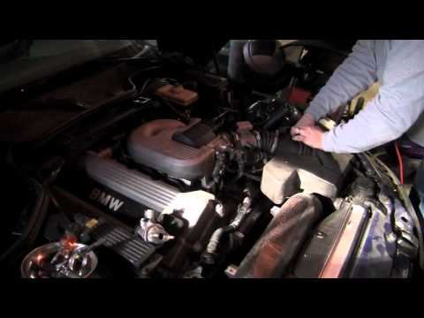 1998 BMW Z3 A.I.R pump and valve replacement