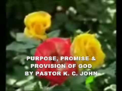 Living Word.......Malayalam Christian Sermon...... By Pastor KC JOHN(Part 6 of 6)