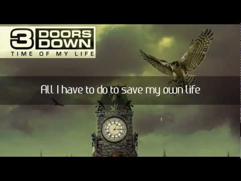 3 Doors Down - Heaven (HD) (Lyrics)