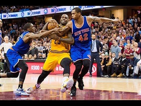 New York Knicks vs Cleveland Cavaliers - December 23, 2015