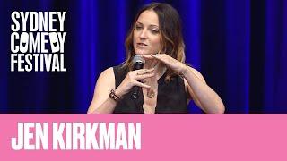 Jen Kirkman - Sydney Comedy Festival 2015