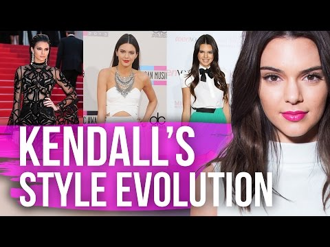 Kendall Jenner's MIND-BLOWING STYLE EVOLUTION (Dirty Laundry)