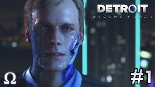 DETROIT: BECOME HUMAN IS HERE! (FULL GAME) | #1 Detroit: Become Human Episode 1 Gameplay Walkthrough