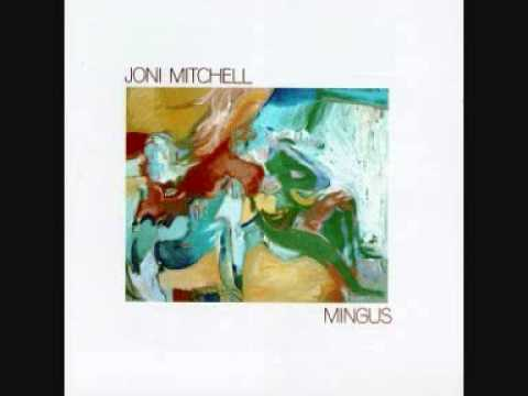 Joni Mitchell - The Wolf That Lives In Lindsey