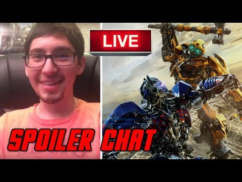 download lagu 🔴live  Transformers The Last Knight Spoiler Chat gratis