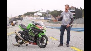 Ninja 400 Racebike Walkaround Review