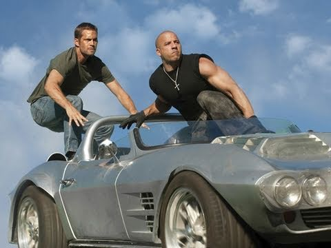 Fast & Furious Five | Trailer deutsch  german HD