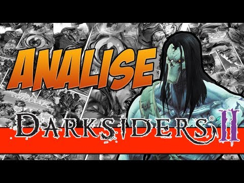 Análise / Review - Darksiders 2