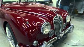1962 Jaguar Mark 2 | Chasing Classic Cars