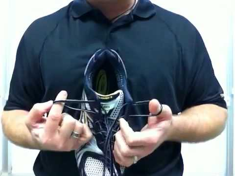 How to Lace Your Running Shoes - DrHasenbank.blogspot.com