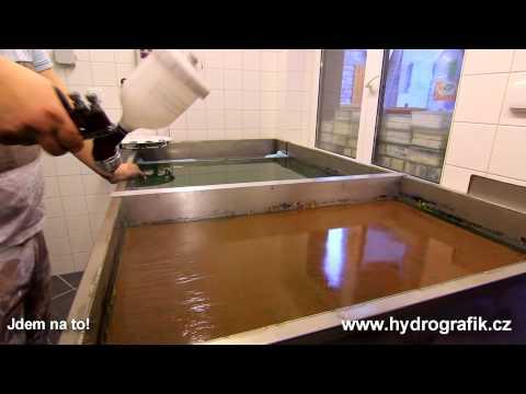 Hydrografika - Hydrographics - Water transfer printing | www.hydrografik.cz