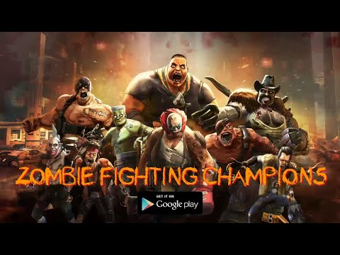 Zombie Fighting Champions APK Cover