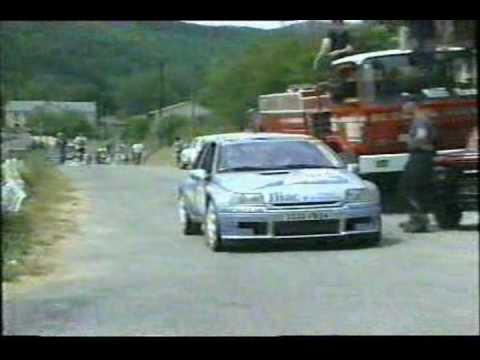 Renault Clio Maxi Kit Car avec Jean Ragnotti - with pure engine sounds