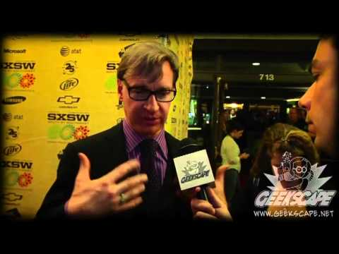 """Geekscape Talks To Kristen Wiig And Paul Feig About """"Bridesmaids"""""""