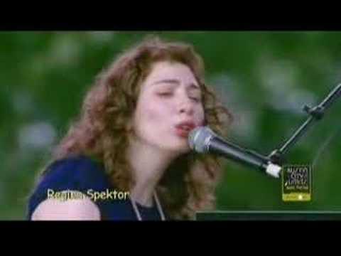 Regina Spektor - Après Moi (Austin City Limits 2007)