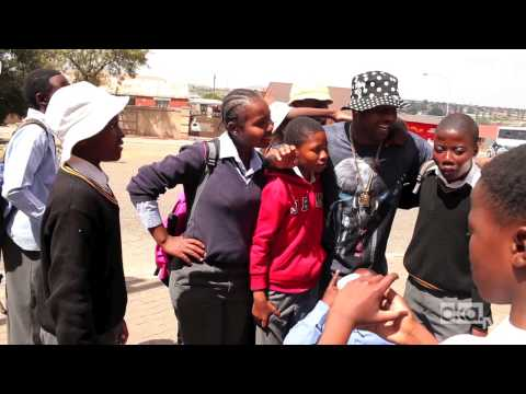 Day Out with Talib Kweli & Cassper Nyovest in Johannesburg