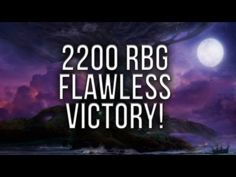 2200+ RBG's - FLAWLESS VICTORY ft. Hotted, Reignhart!