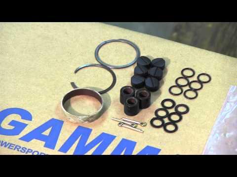 Gamma Sales: SPX TRA 3 Clutch Kit