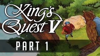KINGS QUEST V | PART 1: A Poisonous Snake!