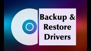 Cara Backup & Restore Driver Tanpa Software Tambahan di Windows 7,8,10