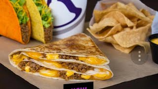 🔔Taco Bell Stacker Big Box(eating show)