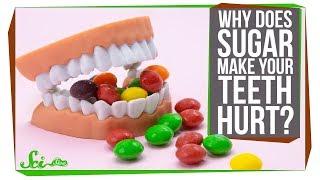 Why Does Sugar Make My Teeth Hurt?