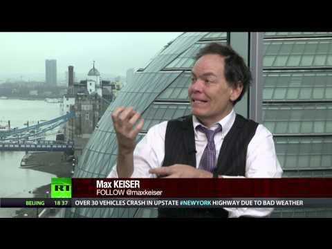 Keiser Report: Greece, Beware Bureaucrats & Bankers Bearing Bailouts (E716)