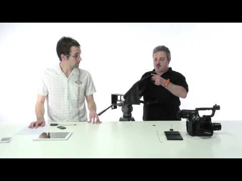 Bexmedia Review of TP-300 Datavideo Ipad Teleprompter