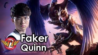 Faker picks Quinn