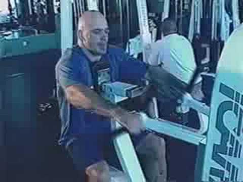 Bas Rutten - Fitness Routine