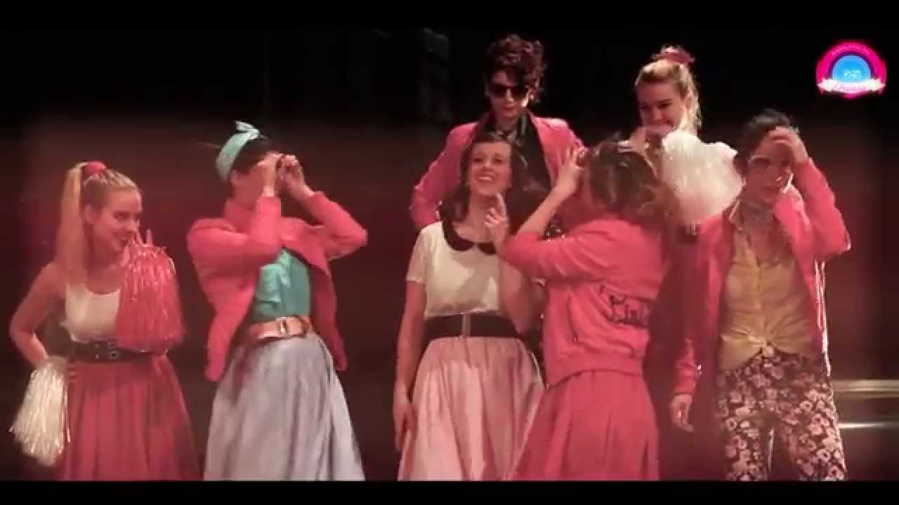 Comedie Musicale Grease Teaser Grease la Comédie