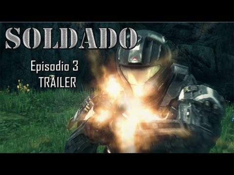 TRAILER - SOLDADO, Episodio 3
