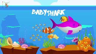 Baby Shark Dance   Sing and Dance! Animal Songs for Children - Loky DoDoBee