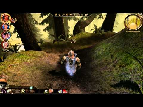 Let's Replay Dragon Age Origins - Part 19: Where's the Weres?
