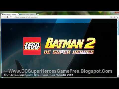 Get LEGO Batman 2 DC Super Heroes Redeem Codes On Xbox 360 ...