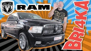 Dodge Ram IV gen | Test and Review | Bri4ka.com