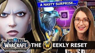 The Huge 8.2 Azerite Fix Gamble & The Nasty Surprises Of Tides Of Vengeance: BfA News