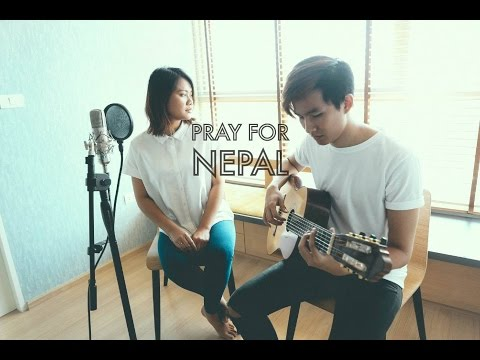 CIRCLE SQUARE ft.Tan/ Safe and Sound // COVER (Dedicated to The Earthquake victims in Nepal)