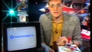 Computerzeit 1986 ARD Commodore 64 C64 Amiga Spiele Teil II