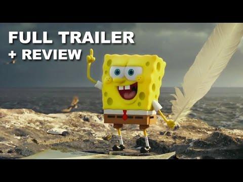 The Spongebob Movie 2 2015 International Trailer + Trailer Review - Beyond The Trailer video