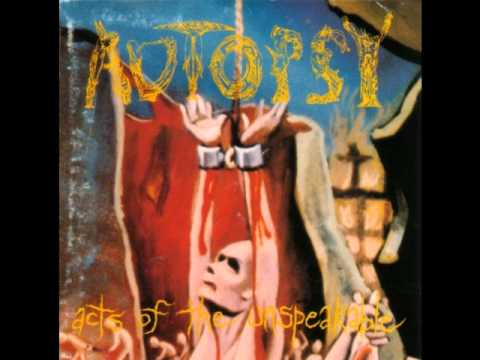 Autopsy - Your Rotting Face