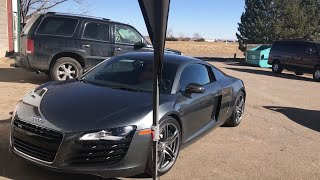 900+hp CRX,Audi R8 test drive,civic Turbo tune