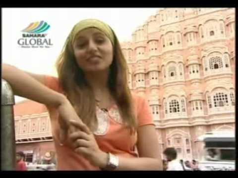 palak puri,(celebrate life) travel show for sahara ..jaipur episode bytes..