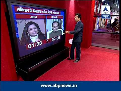 LIVE Debate: Delhi Lokpal will be passed against constitution...