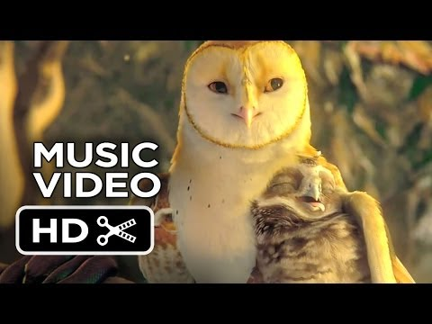 Legend Of The Guardians Official Owl City Music Video - 'To The Sky' (2010) HD
